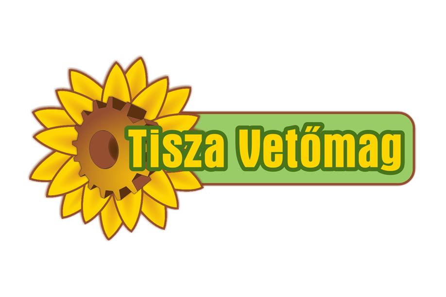 Tisza Vetőmag Kft. logó