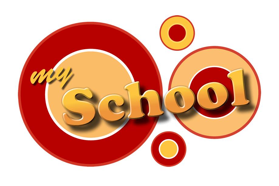 MySchool Nyelviskola logó