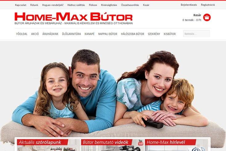 Home-Max bútor webáruház