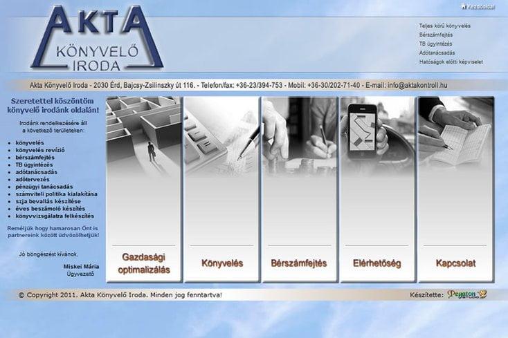 Akta Könyvelő Iroda