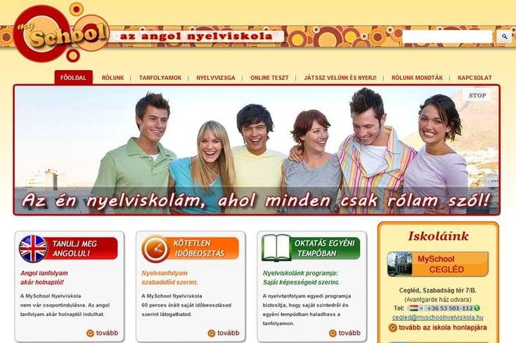 MySchool Nyelviskola