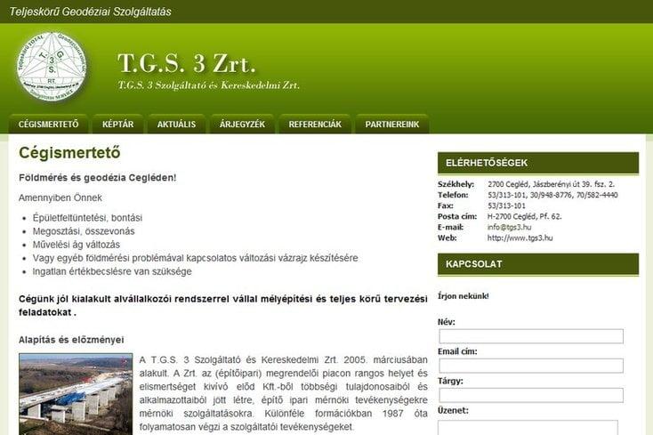 T.G.S. 3 Zrt.