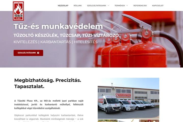 Tűzoltó Plusz Kereskedelmi és Szolgáltató Kft.