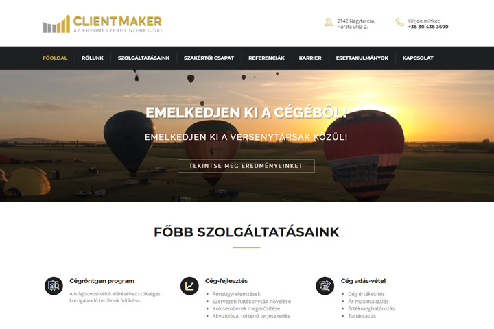 Client Maker Kft.