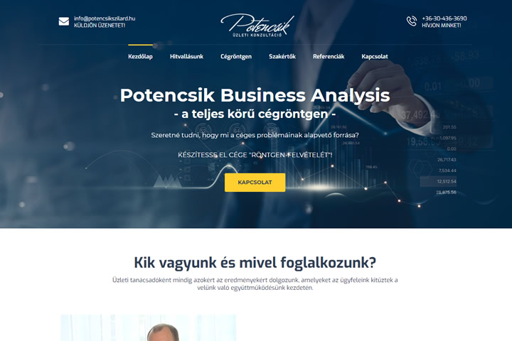 Potencsik Consulting Group