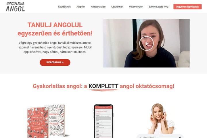 Németh Ildikó - Gyakorlatias Angol
